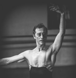 Cédric Brenner danseur