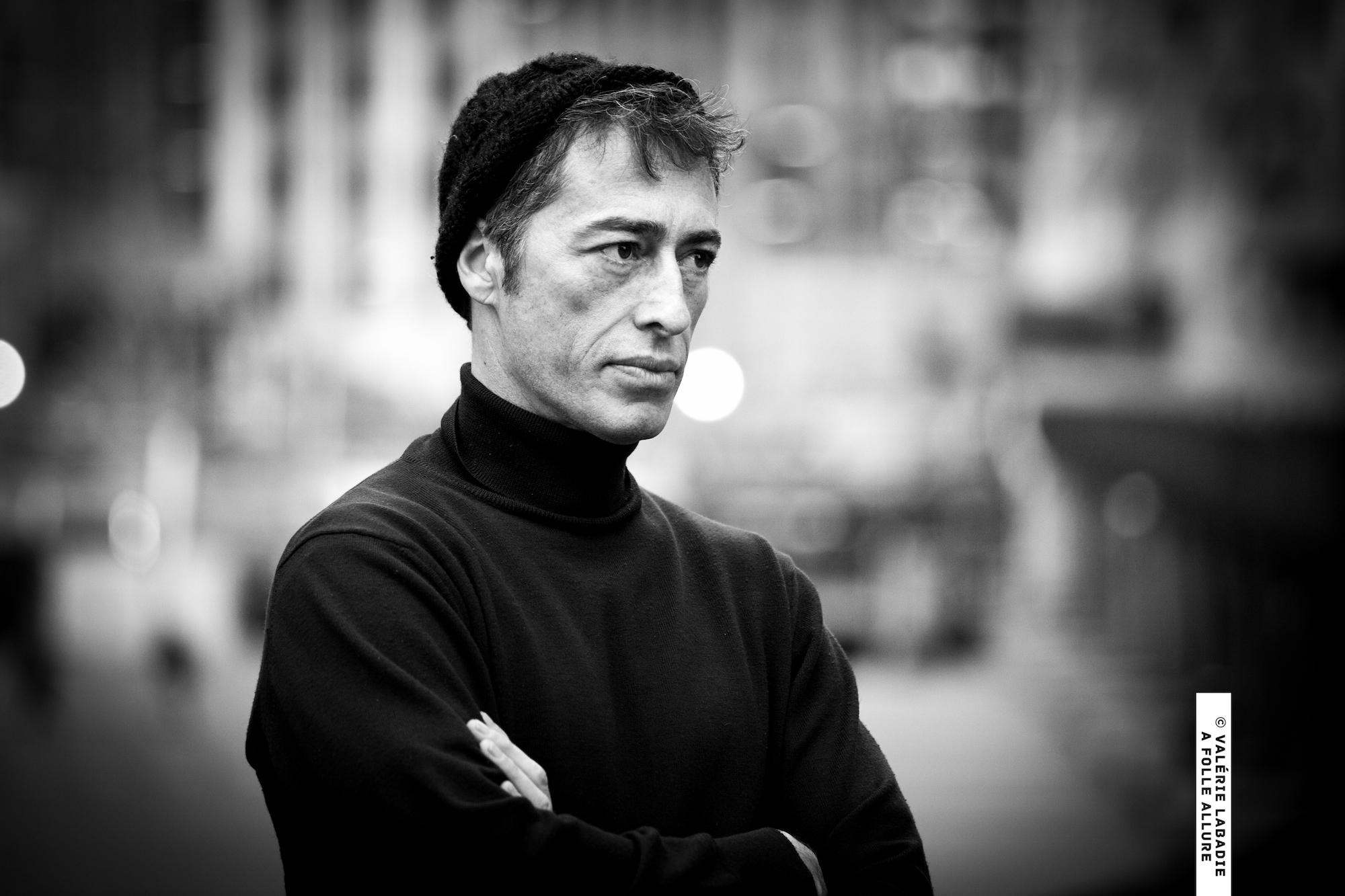 Cédric Brenner acteur